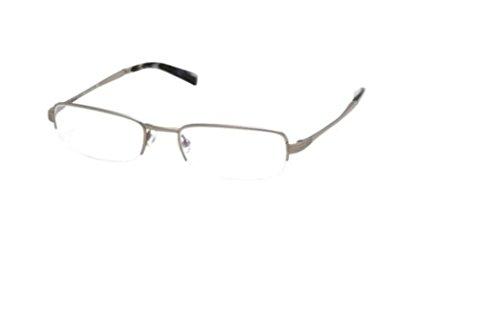 Ralph Lauren Purple Label PL 9008T - 9010 Titanium Rx Eyeglass Frame - Ralph Label Silver Lauren