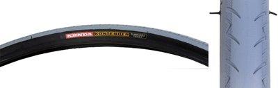 Tires Cycling Kenda Tire 26 x 1 Gray/BSK 23-590 110 LB K196