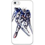 HD exquisite image for iPhone 5 5s Cell Phone Case White mobile suit gundam 00 AMI6494838
