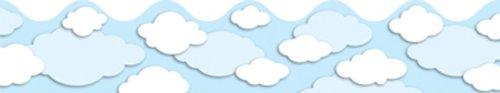 Carson Dellosa Clouds Borders ()