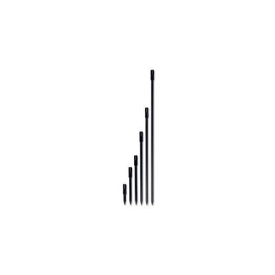 Fox Black Label Edition Aluminium Banksticks For Carp / Coarse Fishing: 5'' by Fox International Group Ltd