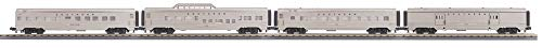 MTH 30-68062 Southern 4-Car 60' Streamlined Passenger Set