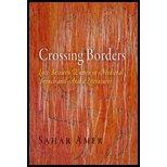 Crossing Borders by Amer, Sahar. (University of Pennsylvania Press,2008) [Hardcover]