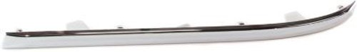 Crash Parts Plus Chrome Rear, Right Side Bumper Trim for 08-10 Chrysler Town & Country CH1147103