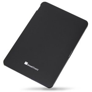 GreatShield Guardian Series Slim-Fit PolyCarbonate Hard Case for ViewSonic gTablet 10.1 Multi-Touchscreen Tablet (Black)