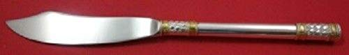 Aegean Weave Fish - Aegean Weave Gold By Wallace Sterling Silver Fish Knife WS Original 9 1/4