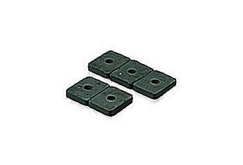 1 Rectangle Ceramic Magnets (5-Pack)
