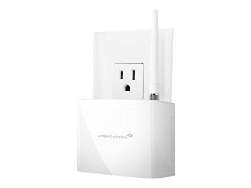 Amped Wireless High Power 600mW Compact Wi-Fi Range Extender