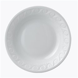 Bernardaud Louvre White Open Vegetable Bowl