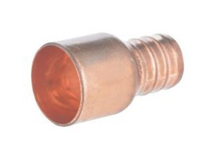 Copper Flange Adapter - 1