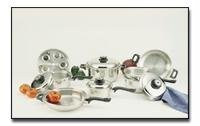 World's Finest 7-Ply Steam Control 17pc T304 Stainless for sale  Delivered anywhere in USA