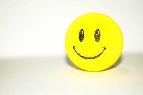 Car Antenna Topper Pencil - MMTH 1x Happy Smiley Car Antenna Topper Aerial Ball Decoration Toy Yellow