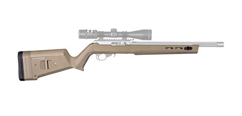 Magpul Hunter X-22 Stock for Ruger 10/22, Flat Dark Earth (Threaded 50 Stud)