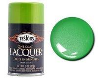 Testors TLACQUER-1835 Aerosol Lacquer Paint 3oz-Lime Ice ()