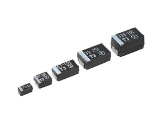 - SPRAGUE (VISHAY) TR3E477M010C0100 TR3 Series 470 uF ±20% 10 V Surface Mount Molded Low ESR Tantalum Capacitor - 400 item(s)