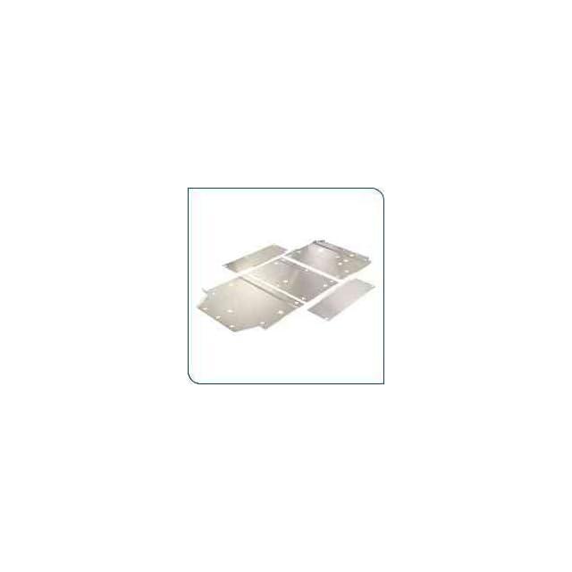 Pure Polaris Ranger RZR 800/RZR S Underbody Skid Plate/Pt# 2876736