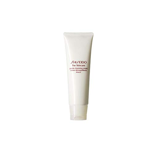 [Shiseido ] 資生堂スキンケアの必需品ジェントルクレンジングクリーム(125ミリリットル) - Shiseido The Skincare Essentials Gentle Cleansing Cream (125ml) [並行輸入品] B07S859CDJ