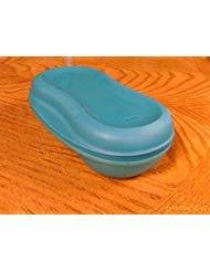 (Tupperware Breakfast Egg or Omelet Maker Microwave Cooker Azure Blue)