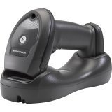 Zebra Symbol (Motorola) LI4278 Wireless Bluetooth Barcode Scanner, with Cradle and USB Cables