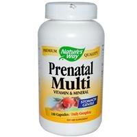 Nature's Way Prenatal Complete, 180 Tablets