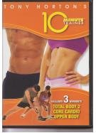 - Tony Horton's 10 Minute Trainer Includes 3 Workouts Total Body 2, Core Cardio, Upperbody