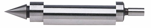 """EF-134 Double End Edge Finder, 1/2"""" body, with pointed tip and .2"""" straight tip (PACK OF 2)"""
