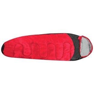 ProAction 200 gsm sola momia saco de dormir.: Amazon.es: Deportes y aire libre