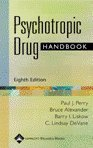 Handbook of Psychotropic Drugs, Springhouse Publishing Company Staff, 0874343917