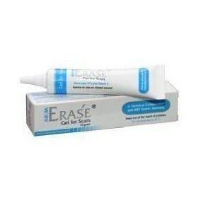 Erase Gel Keloid Acne Surgery Scars Scar Remover Reducer Removal