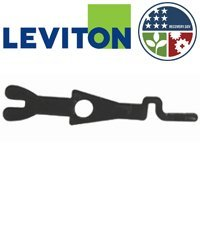 Type Fork (Leviton 55500-PRT Key for Locking Switches - Fork Type (Pkg of 10))