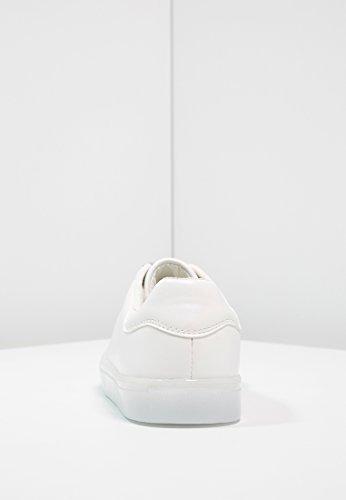 Even&ODD Sneaker de Mujer EN Blanco, Talla 38