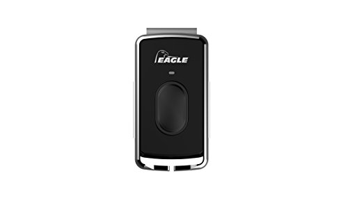 (Eagle Chrome Series 1 Button Visor Remote / Transmitter EG642)