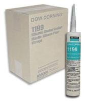 Dow Corning Adhesive - Dow Corning 1199 Silicone Glazing Sealant - Case of 12