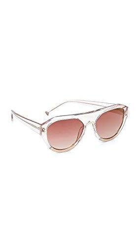 KENDALL + KYLIE Women's Mercy Sunglasses, Pink/Rose Gold, One - Sunglasses Kylie Kendall