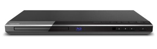 Toshiba BDX2250 WiFi-Enabled Blu-ray Disc Player, Black