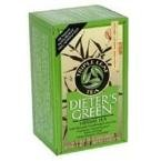 Triple Leaf Tea Dieters Green Tea, 20 Tea Bags, (pack of 3)