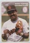 Mario Ramirez (Baseball Card) 1985 Mother's Cookies San Diego Padres - Stadium Giveaway [Base] #16 ()