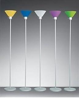 Vibrant Floor Lamp   Purple