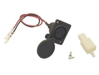 - Charger Port for Razor MX500/MX650/Eco Smart
