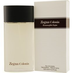 Amazon.com : ZEGNA COLONIA by Ermenegildo Zegna EDT SPRAY 4.2 OZ for MEN by Ermenegildo Zegna : Beauty