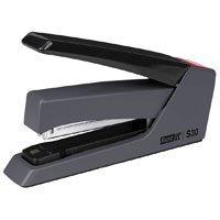 Stapler Rapid S30 Pressless Desk Blk/Red Ea from Office Depot ()