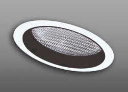 "Elco Lighting EL642B 6"" CFL Sloped Reflector with Regressed Albalite Lens - EL642 (CFL Sloped) ()"