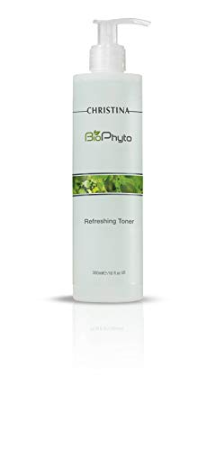 Bio Phyto Refreshing Facial Toner - Purifying Daily Skin Care for All Skin Types, 10 fl oz.