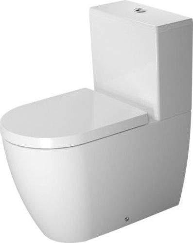 Duravit 2170090092 - Toilet Bowl Only, Tank Sold Separately (Bowl Toilet Duravit)