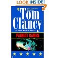 Tom Clancy 3 Book Set: The Sum of All Fears, Patriot Games and the Hunt for Red October