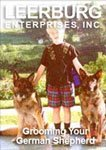 Grooming Your German Shepherd by Ed Frawley