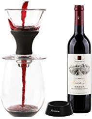 Wine Gifts Wine Aerator, to Achieve a Better Taste and Better Texture for All Wine Lovers Ainovate