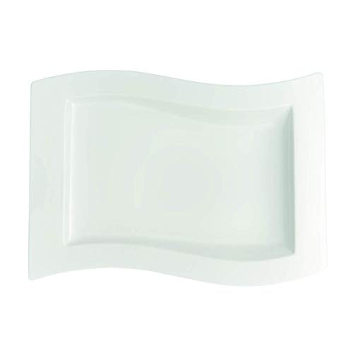 Villeroy & Boch New Wave 13-Inch-by-9-Inch Gourmet Plate