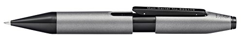 Cross X Liberty United Collector's Edition, Gunmetal Gray Rollerball Pen with Polished Black Appointments (AT0725-9) by Cross (Image #1)