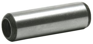 1X5 Dowel Pins | Blue Devil Brand | Alloy Steel | Ebony Finish Black Oxide | Made in U.S.A. (QUANTITY: 10)
